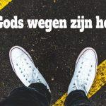 Meditatie – Gods weg met Jozef