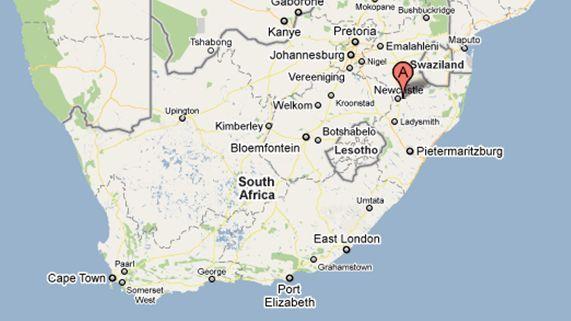 Zending Zuid-Afrika